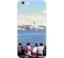 Oslo From The Maritime Museum iPhone Case/Skin