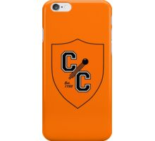 Chudley Cannons Logo iPhone Case/Skin