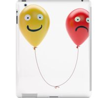 Different Face iPad Case/Skin
