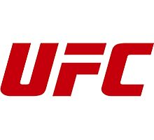 UFC | Official Logo | 2016 Photographic Print
