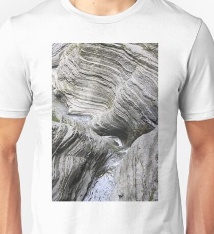 The Patterns of Water Unisex T-Shirt