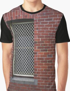 Just Another Brick In The Wall Graphic T-Shirt