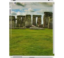 Stonehenge iPad Case/Skin