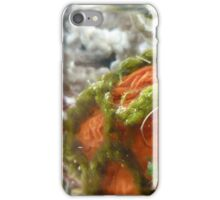 Preserved Crochet fruit and vegetables iPhone Case/Skin