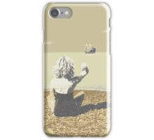 Sonya. Two years ago. iPhone Case/Skin