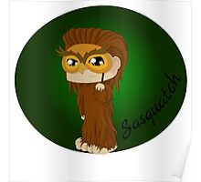 Squatchy Poster