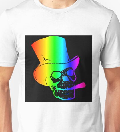 Rainbow Voodoo Unisex T-Shirt