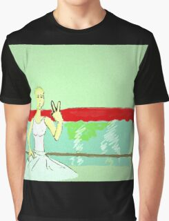 Draw This Graphic T-Shirt