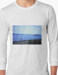 View From Bluff Long Sleeve T-Shirt