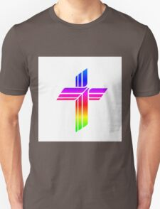 Rainbow Lutheran Church Missouri Synod Unisex T-Shirt