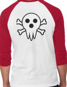 Lord Death Jolly Roger  Men's Baseball ¾ T-Shirt