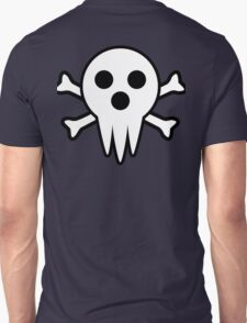 Lord Death Jolly Roger  Unisex T-Shirt