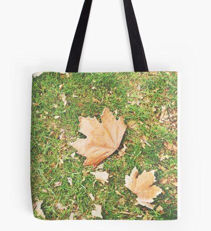 One Leaf, Two Leaf... Tote Bag