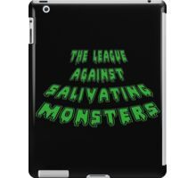 The League Against Salivating Monsters iPad Case/Skin
