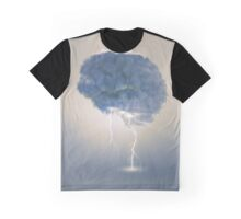 Brain Thunder  Graphic T-Shirt