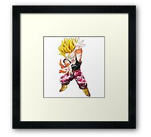 Trunks hypebeast  Framed Print