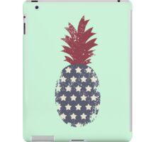 patriot pinnaple iPad Case/Skin