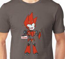 Chibi Sideswipe Unisex T-Shirt