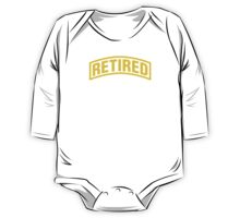 retired One Piece - Long Sleeve