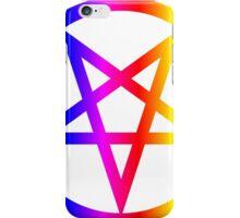 Rainbow Satanism iPhone Case/Skin