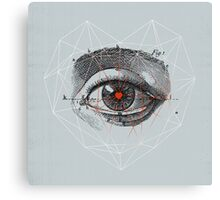 Look of Love Canvas Print