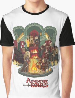Adventure Souls Graphic T-Shirt
