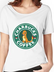 Charbucks Coffee Women's Relaxed Fit T-Shirt