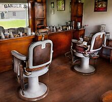 Barber - The Hair Stylist by Mike  Savad