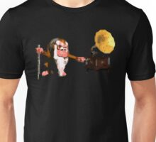 Donkey Kong Country - Cranky's Phonograph Unisex T-Shirt