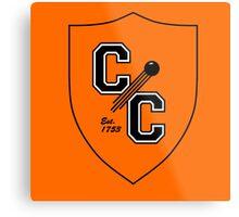 Chudley Cannons Logo Metal Print