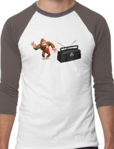 Donkey Kong Country - Rockin' Out Men's Baseball ¾ T-Shirt