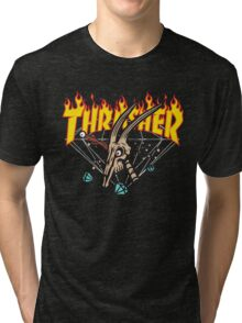Thrasher Diamond Supply Tri-blend T-Shirt