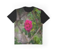 Rose and wire Graphic T-Shirt