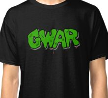 Gwar Monster Green Slime Classic T-Shirt