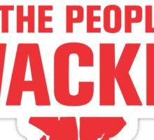 People of Wacken Sticker