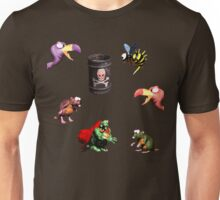 Donkey Kong Country - Bosses Unisex T-Shirt
