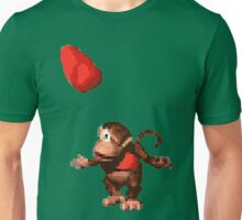 Donkey Kong Country  - Wink Unisex T-Shirt