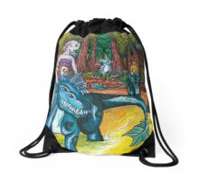 Chimaka Culture #1 Drawstring Bag