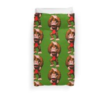 Donkey Kong Country - Cheer Duvet Cover