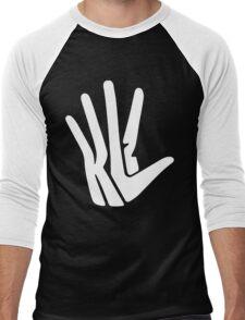 Kawhi Leonard Unofficial funny Men's Baseball ¾ T-Shirt