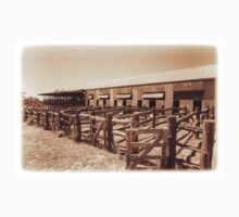 Shearing Shed at Kinchega One Piece - Short Sleeve