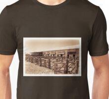Shearing Shed at Kinchega Unisex T-Shirt