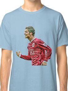 cristiano ronaldo champion Classic T-Shirt