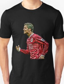 cristiano ronaldo champion Unisex T-Shirt