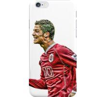 cristiano ronaldo champion iPhone Case/Skin