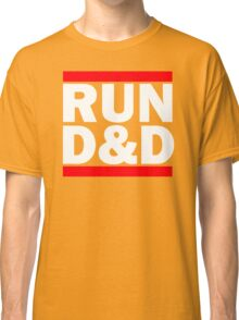 Run Dungeons and Dragons Classic T-Shirt