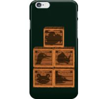 Donkey Kong Country - Animal Crates iPhone Case/Skin