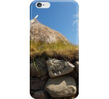 Blackhouse Museum Wall iPhone Case/Skin