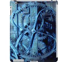 Energy of clock gear iPad Case/Skin