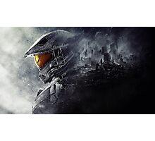 Halo Master Chief Photographic Print